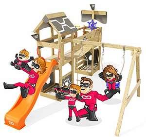 Wickey Spielturm Incredible Heroows