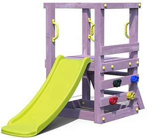 Gartenpirat Kleinkind-Spielturm