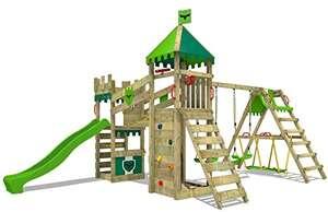Fatmoose Spielturm RiverRun Royal XXL