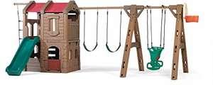 Step2 Spielturm Adventure Lodge