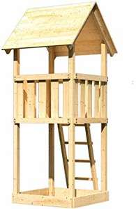Akubi (Karibu) Spielturm Lotti