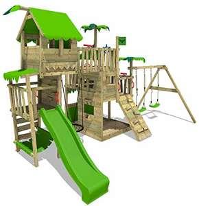 Fatmoose Dschungel-Spielturm PacificPearl Pro XXL