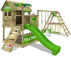 Fatmoose Spielturm TikaTaka Town XXL