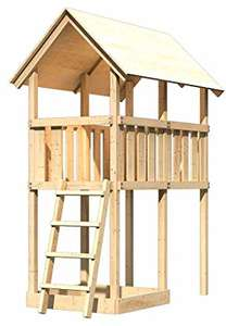 Akubi (Karibu) Spielturm Danny